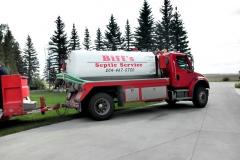 Biff's Septic Truck