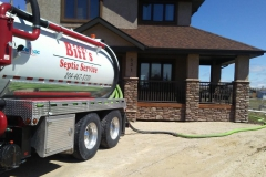 Biff's Septic Truck - Pumping Septic